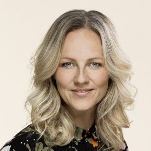 Ida Auken. Radikale Venstre, tidl. miljøminister - stemmetræning v. Klaus Møller