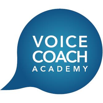 Voice Coach Academy logo. Kursus i belting for sangundervisere. Klaus Møller. København.