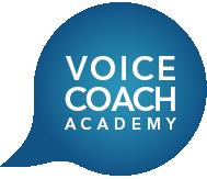 Logo Certificeret Sangcoach på Voice Coach Academy v. Klaus Møller