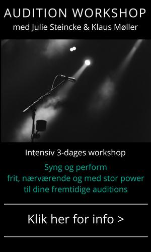 Sangundervisning København - Workshop med Julie Steincke og Klaus Møller.
